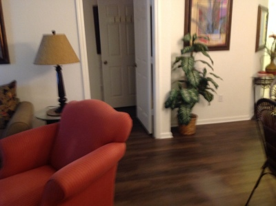 Laminate Flooring Throughout Condo